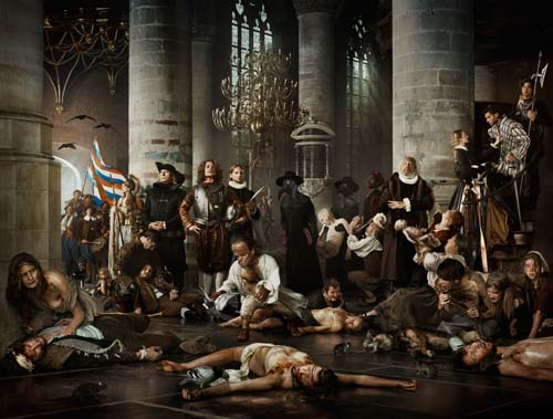 Erwin Olaf: The Siege and Relief of Leiden