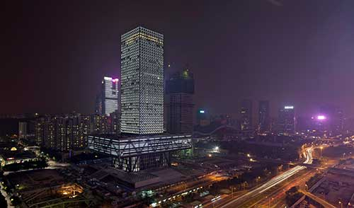 Rem Koolhaas: Shenzhen Stock Exchange