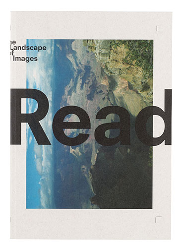 Irma Boom: Reading the American landscape